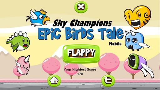 Sky Champions: Epic Bird Tale