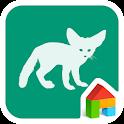 絶滅寸前の動物LINEランチャーテーマ icon