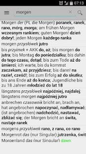 Słownik niemiecko-polski - náhled