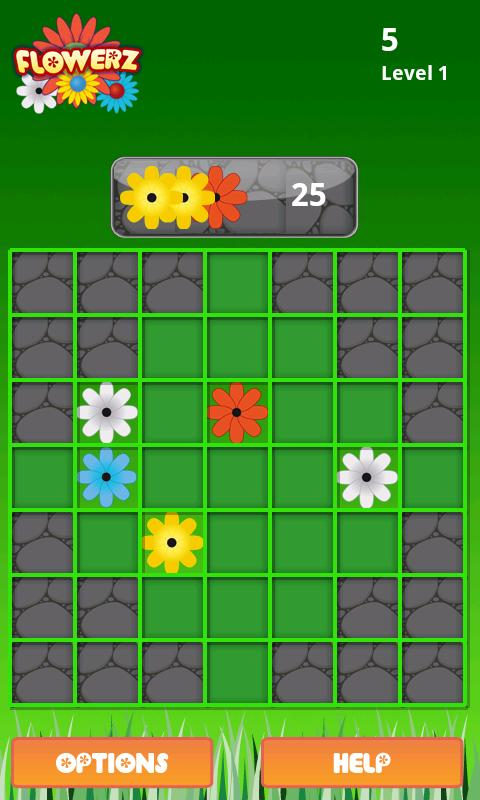 Flowerz 7 - screenshot