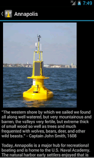 NOAA Smart Buoys - screenshot thumbnail