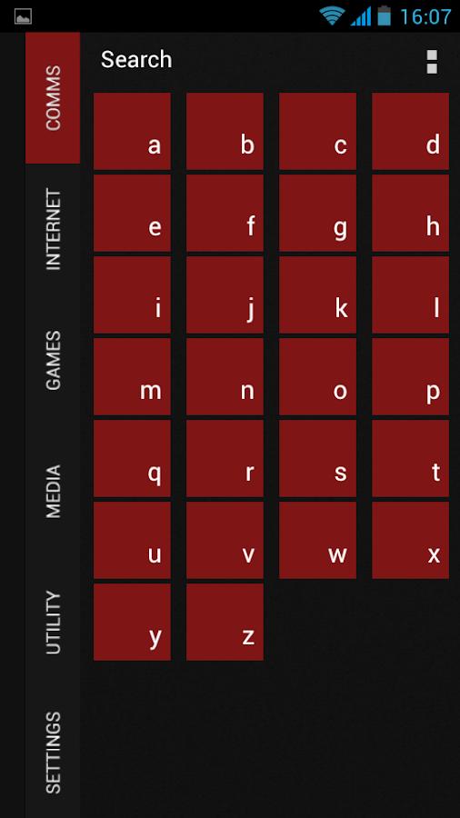 GSLTHEME Elegant SmartLauncher- screenshot