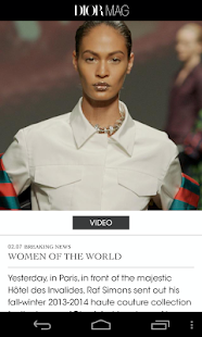 Dior Mag - screenshot thumbnail