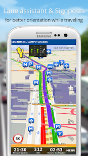 how to change gps voice on google maps