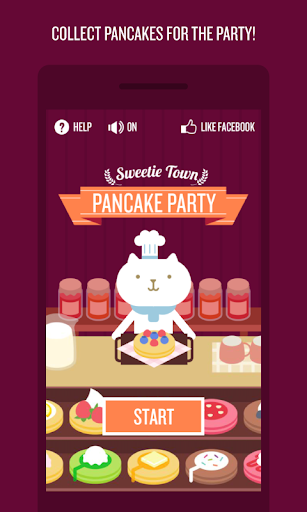Pancake Party - Sweetie Town