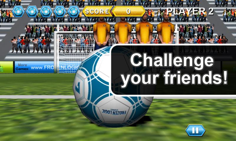 Soccer Free Kicks Deluxe - screenshot