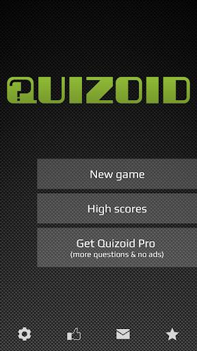 Quizoid Quiz and Trivia