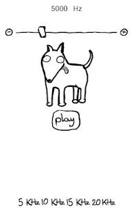 Dog Whistle Free Animated- スクリーンショットのサムネイル
