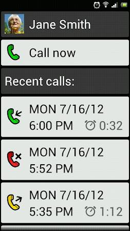 BIG Launcher Easy Phone DEMO 2.5.7 screenshot 446476