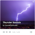 Download Thunder Sounds APK