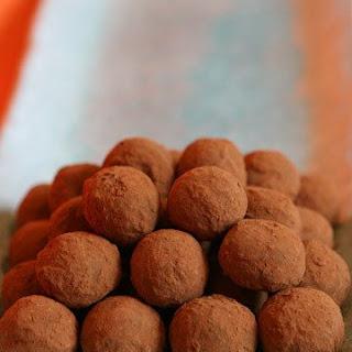 Fruit Preserve Truffles