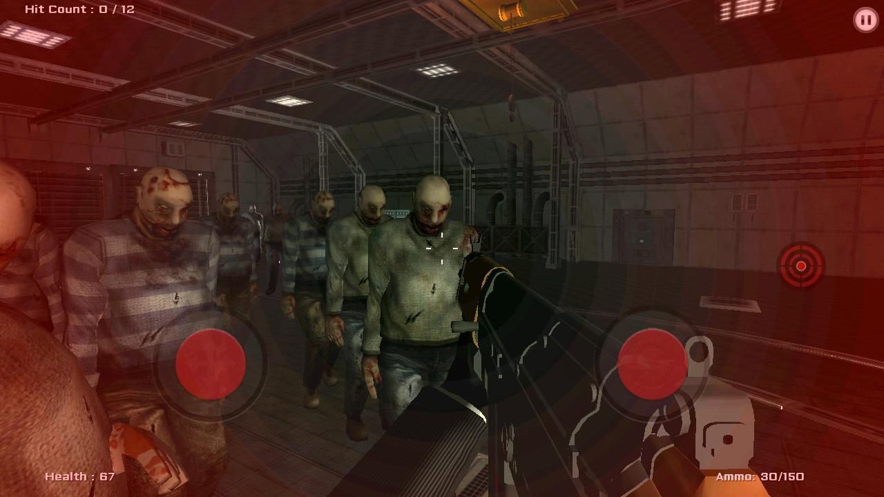 Zombie Apocalypse - screenshot