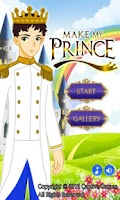 Screenshot of Make My Prince Lite