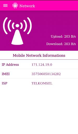 Myanmar System Monitor Pink
