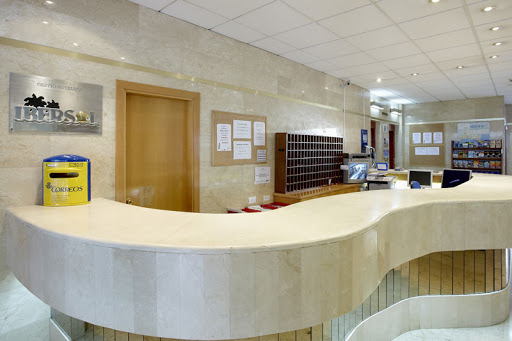 Salou Suite: reception