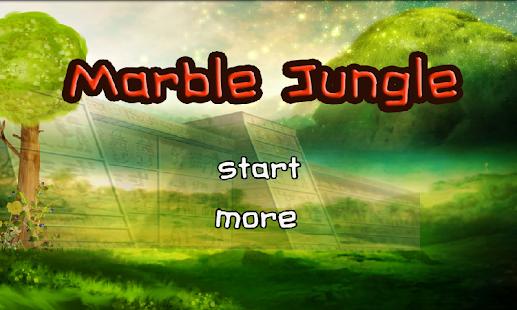 Jungle Marble Blast