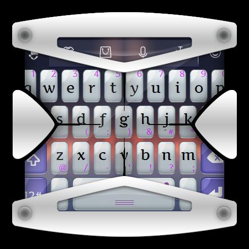 光面夜 TouchPal Theme LOGO-APP點子