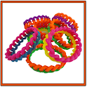 Rubber bands - Braces & charms icon