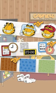 Home Sweet Garfield Live WP - screenshot thumbnail