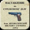 9-мм пистолет Стечкина. НСД. icon