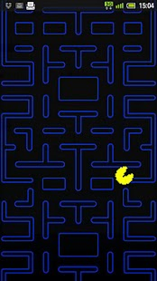 PAC-MAN Live Wallpaper - screenshot thumbnail