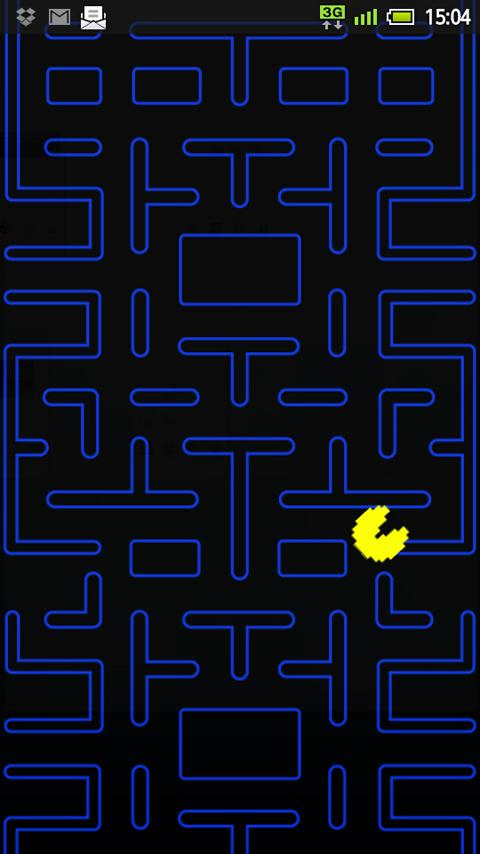 PAC-MAN Live Wallpaper - Android Apps on Google Play