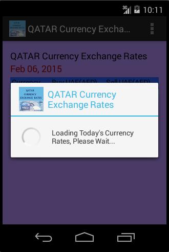QATAR Currency Exchange Rates