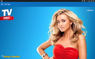 Screenshot of TV Programm TV Pro TV Magazin