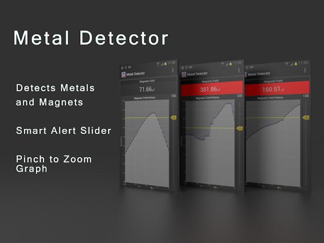 Download Metal Detector - Magnetometer APK latest version