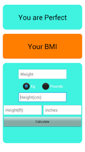 Just BMI- screenshot thumbnail