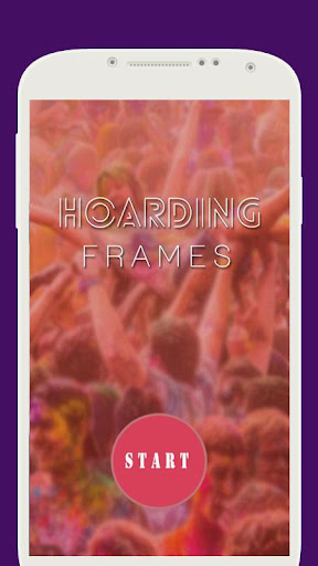 My Hoarding Photo Frames