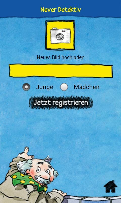 Kommissar Kugelblitz Kryptofix – Screenshot