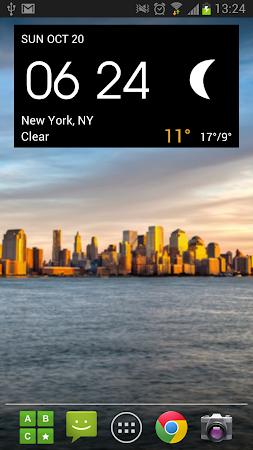Digital clock & world weather 1.05.49 screenshot 194373
