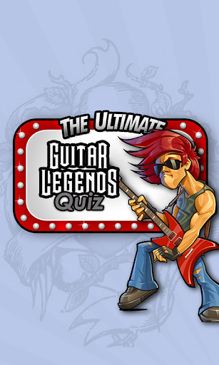 Ultimate Guitar Legends Quiz