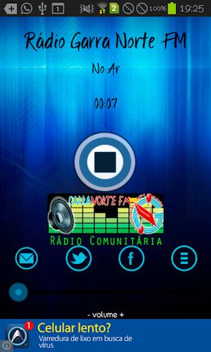 Rádio Garra Norte FM