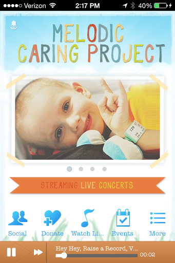 Melodic Caring Project