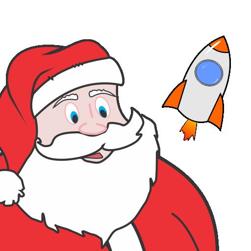 圣诞拼图 解謎 LOGO-阿達玩APP