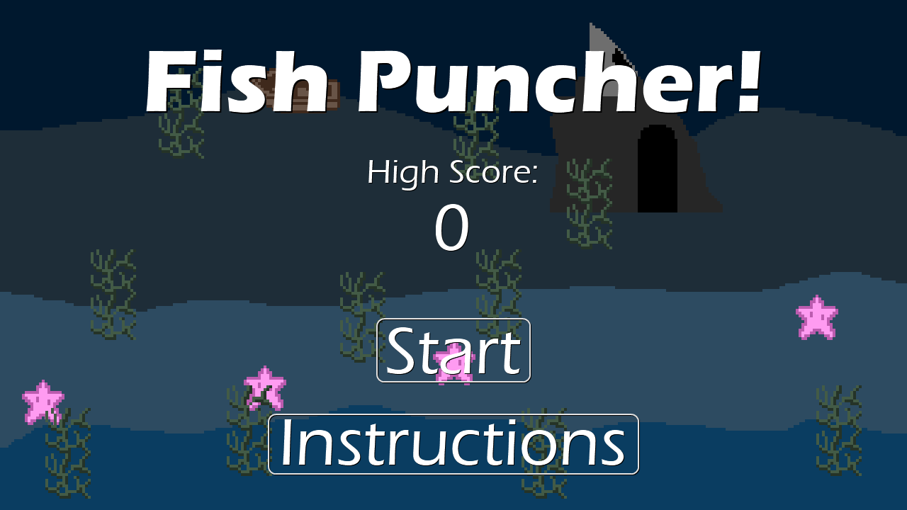 Fish Puncher! - screenshot