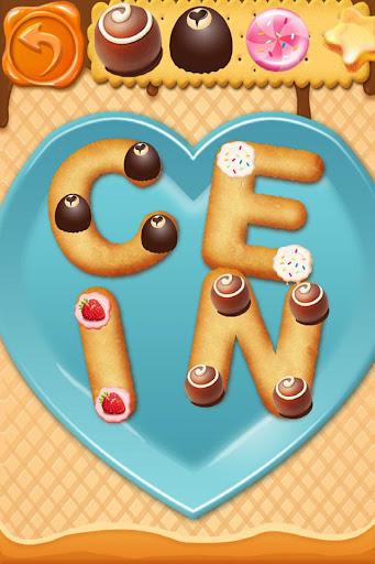 ABC 餅乾 學做餅乾 兒童烹飪遊戲