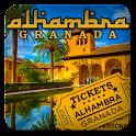 Entradas Alhambra Granada icon