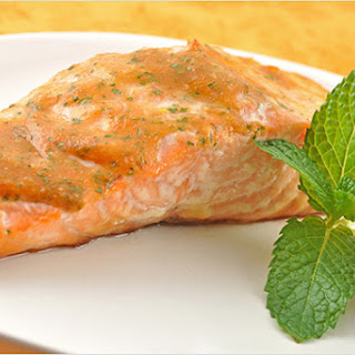 Mango Sauce Salmon Recipes.
