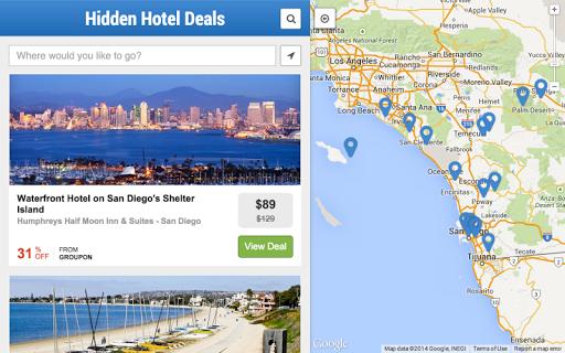 【免費旅遊App】Hidden Hotel Deals-APP點子