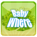 Baby Where - Children's Games icon