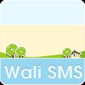 瓦力短信乡间春色主题 logo