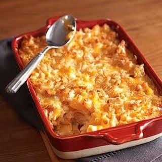 Smoked Macaroni & Cheese.