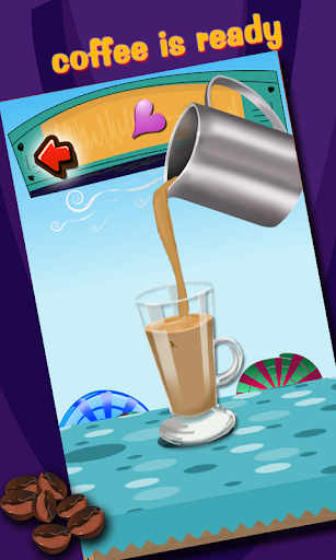 玩免費休閒APP|下載Ice coffee maker – Kids game app不用錢|硬是要APP