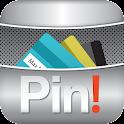 Pin! icon