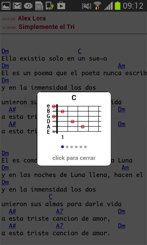 Tabs  U0026 Chords In Spanish