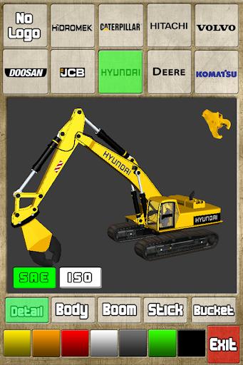 Excavator Simulator LITE - S