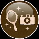 Beauty up Navi / Camera logo